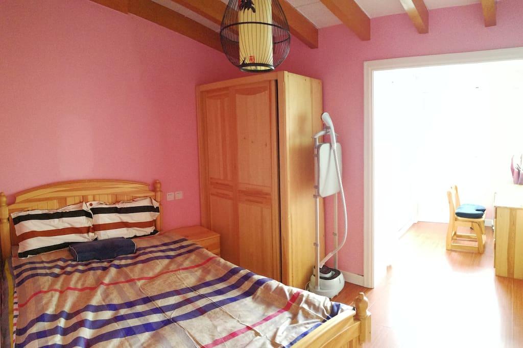 卧室带书房 1.5米床