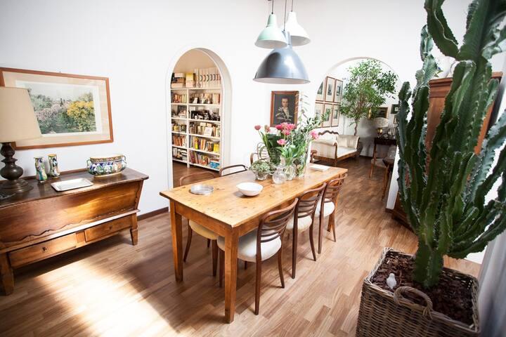 Among the secret gardens of thecity - Pisa - Apartment