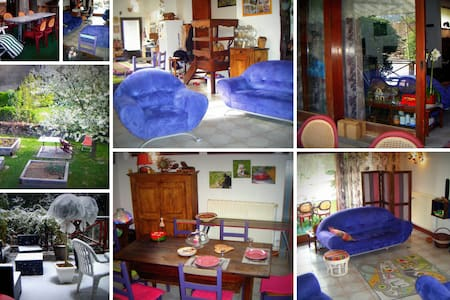 Appartement dans maison de village - Lully