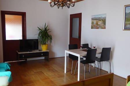 Large room~balcony~bath -quiet area - Zadar