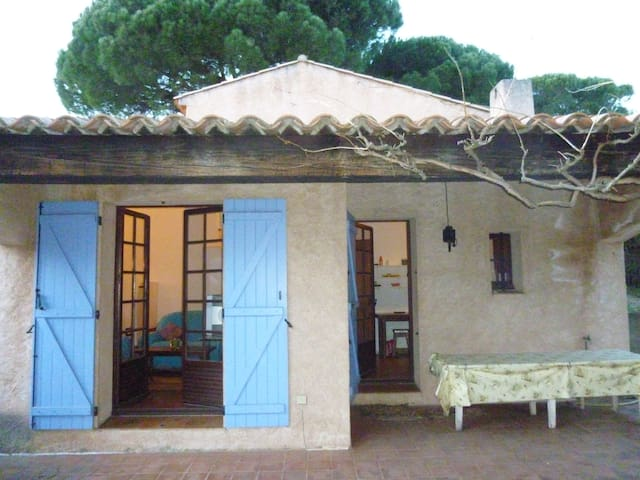 Villa au calme