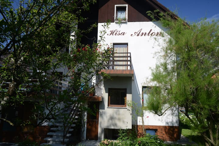House Anton apartment for 4 person - Bovec - Apartament