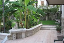 Corte - giardino