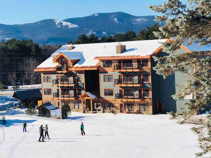 Cranmore Mt- Watch Skiers! 1 mile to Village, Pool