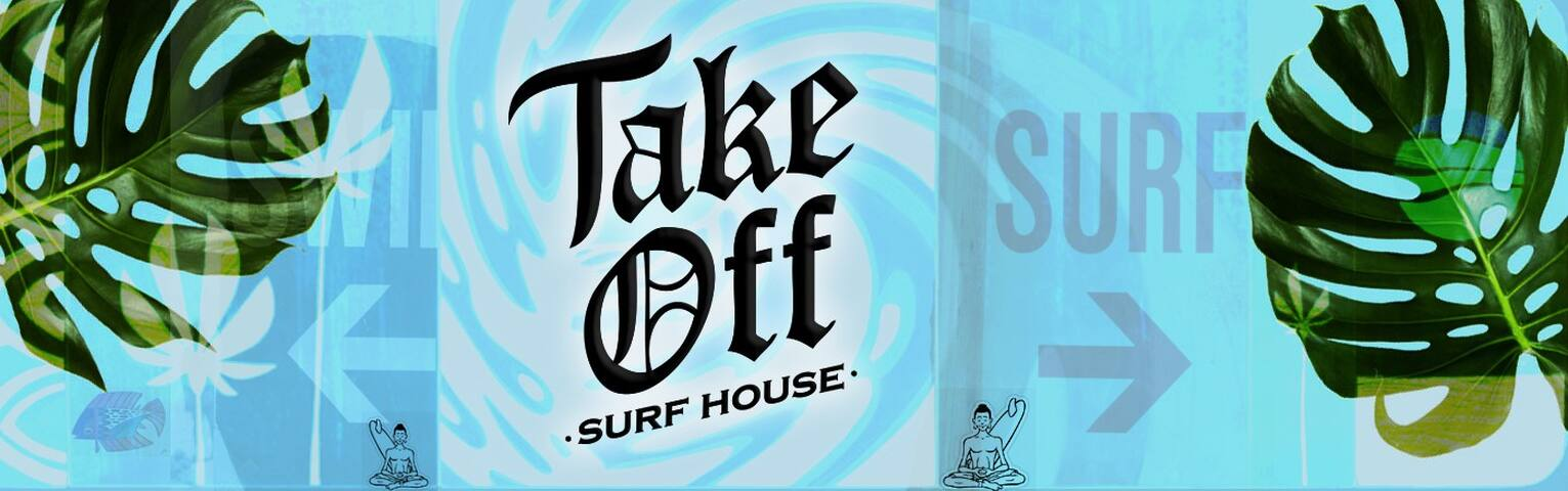 Take Off Surf House