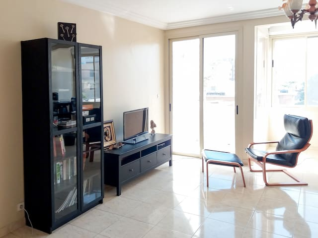 Spacious and sunny apartment in downtown Dakar - Dakar - Appartement