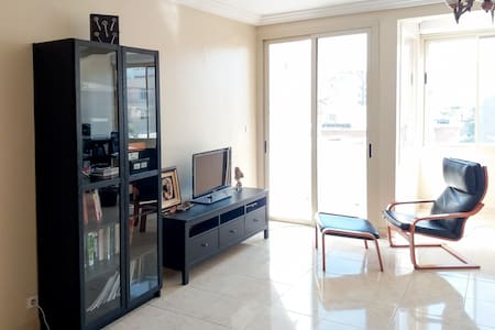 Spacious and sunny apartment in downtown Dakar - Dakar - Apartament
