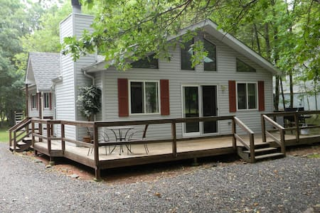 Perfect Poconos Getaway! 3 Bed/2 Bath! Entire home - Albrightsville - Dom
