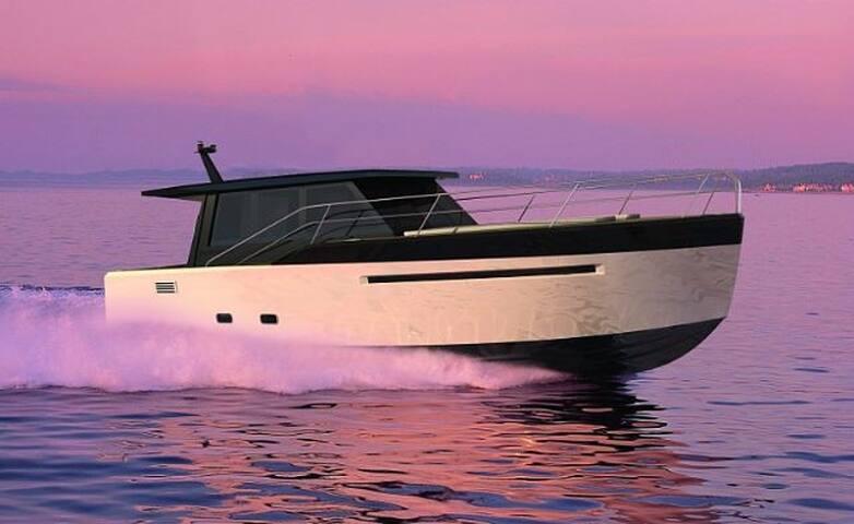 BT22 Luxury yacht Pantagana 41