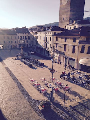 Ca' Garibaldi - Bassano del Grappa - อพาร์ทเมนท์
