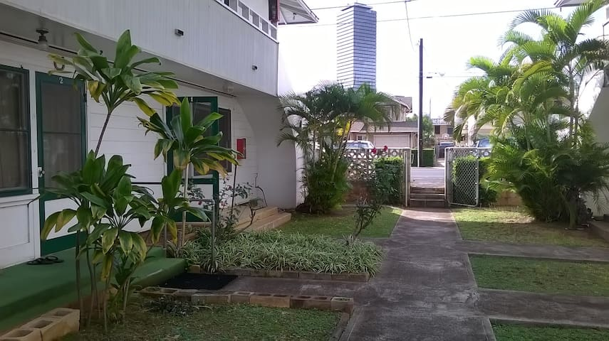 1BD house near Waikiki - Honolulu - Casa