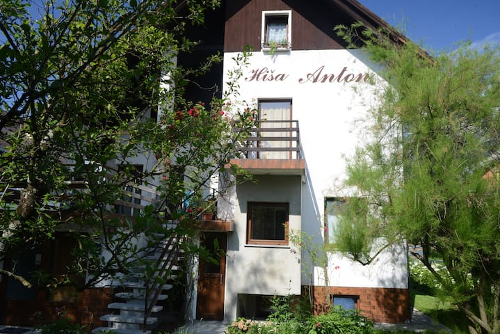 House Anton rooms - Bovec - Haus