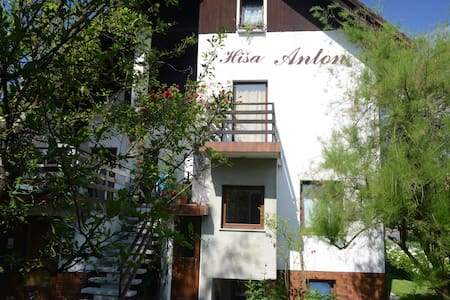 House Anton rooms - Bovec