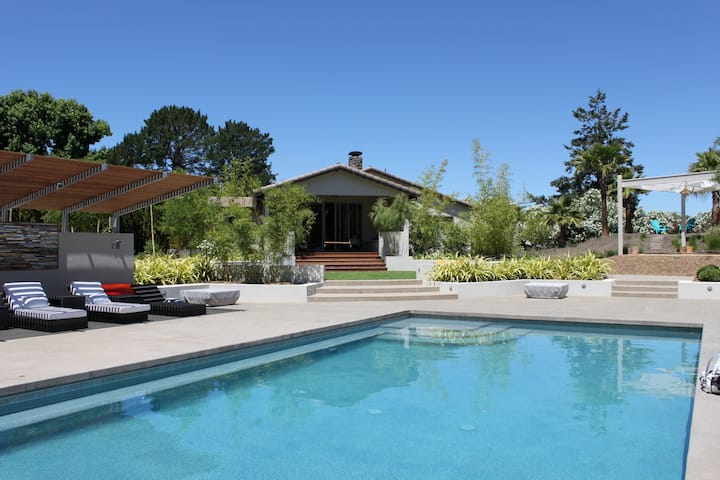 Healdsburg's Finest Retreat