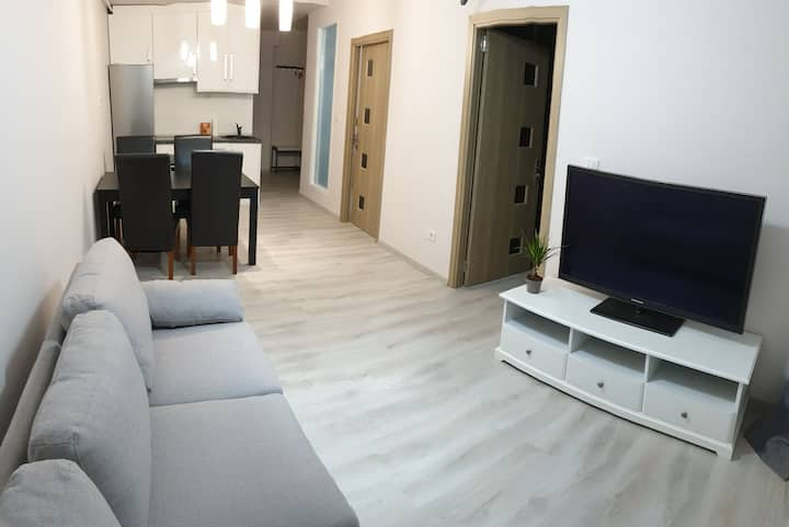 Ared Silver Apartment