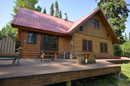 Cozy Grand Marais, MN Log Cabin - 小屋
