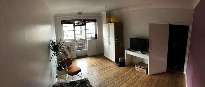 Double Room with private balcony!