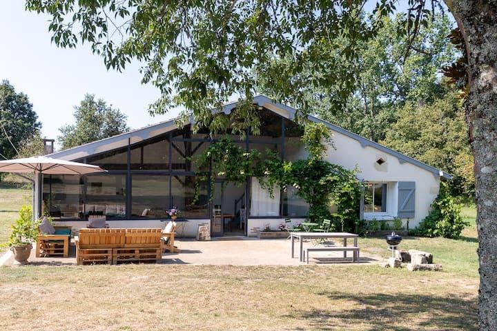 Gîte de Dugats, Landes Girondines (Sud-Ouest)