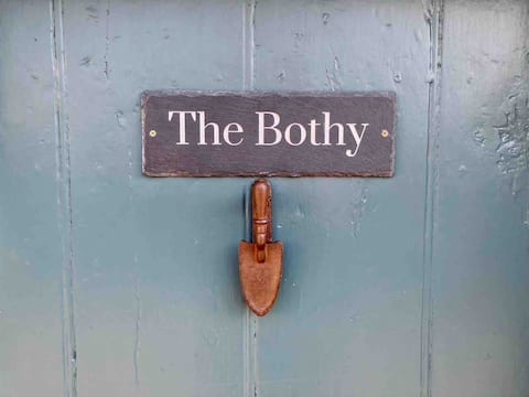 Hunker down at The Bothy