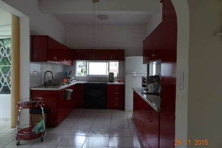 HERMOSA CASA AMPLIA BIEN UBICADA - San Andrés Tuxtla