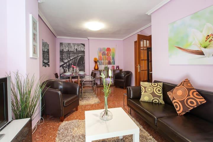 APTO. EN LA CIUDAD DE LAS CIENCIAS - València - Apartment
