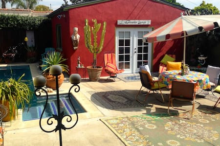 SPINNAKER LOUNGE GUEST HOUSE - Los Angeles - House