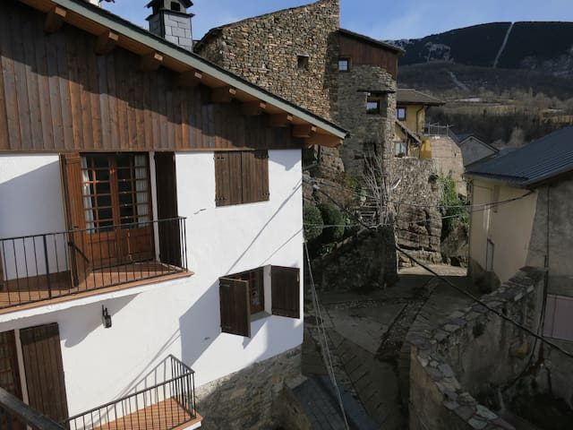 Charming rural house inthe Pyrenees - Mont-Ros - บ้าน