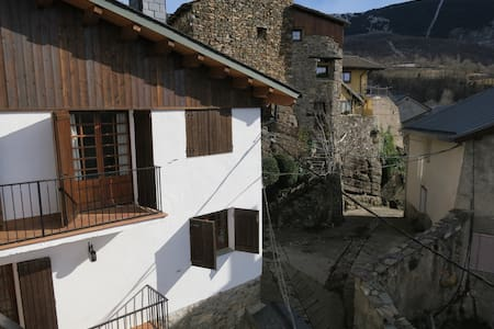Charming rural house inthe Pyrenees - Mont-Ros - Haus