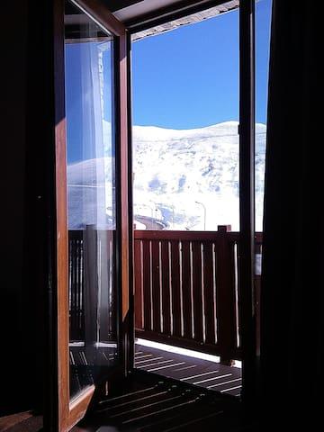 Cozy Mountain Studio - Gudauri - Apartament