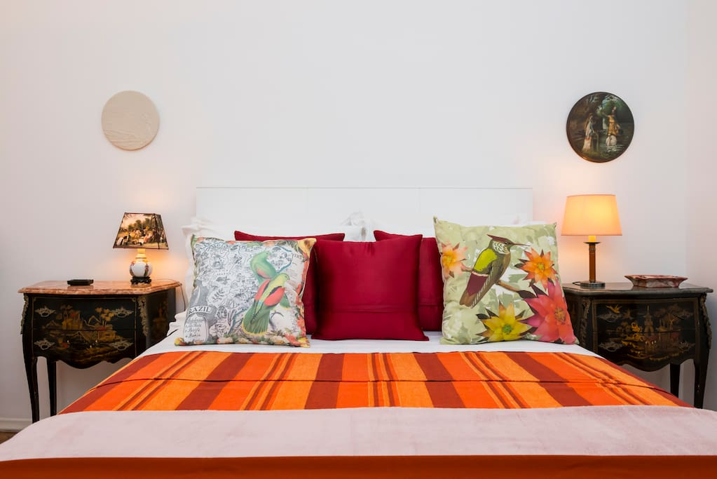 Main bedroom / quarto principal