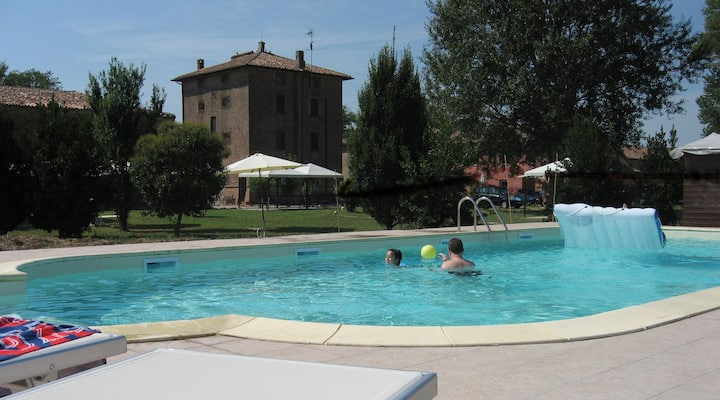 Apartment Clelia, 6 km from Ferrara