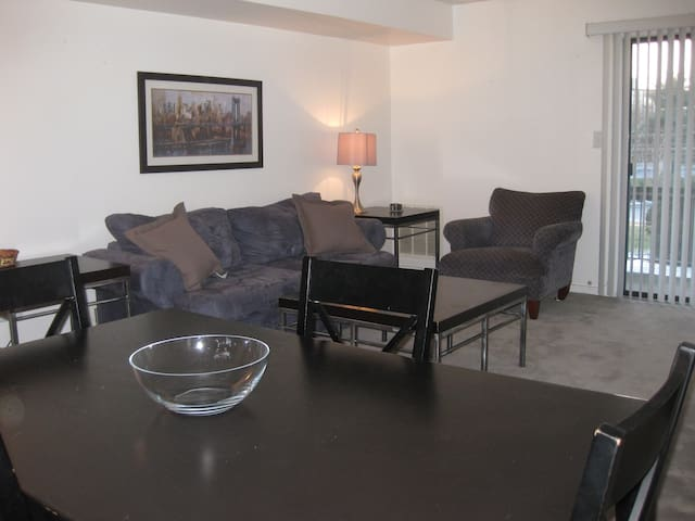 2 bedroom ground floor condo-404