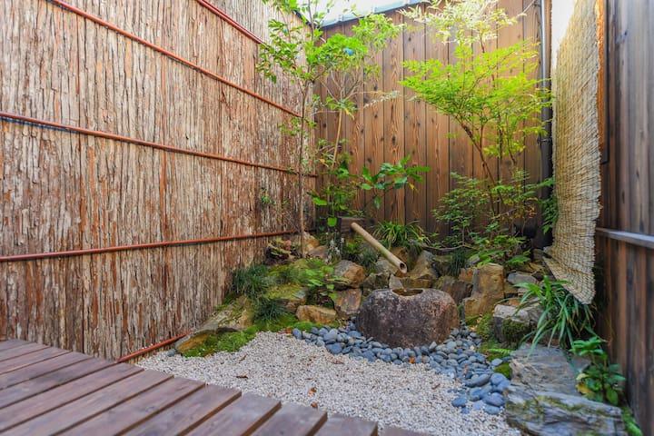 滴水庭院Garden