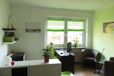 """""""Grüne Harmonie"""" Multi Room - Hamburg"""