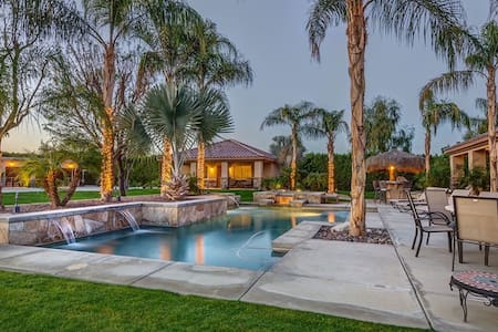 The Destination - An Event Location - Indio - Casa