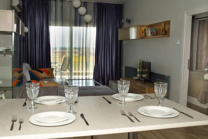 Luxe appartments in Caesar Resort Spa North Cyprus - Yeni İskele - Byt