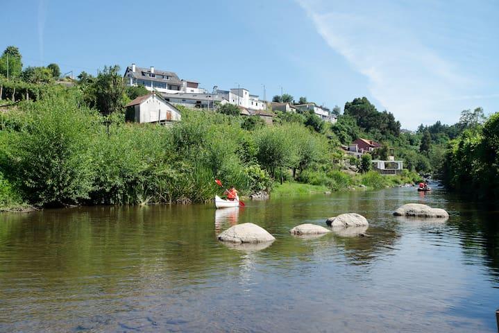 Quinta do Rio Sousa - 3 APARTMENTS - Casa de camp