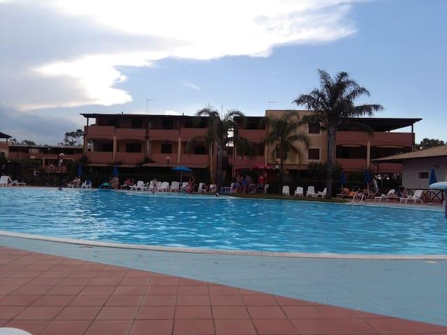 Blu village mare e relax