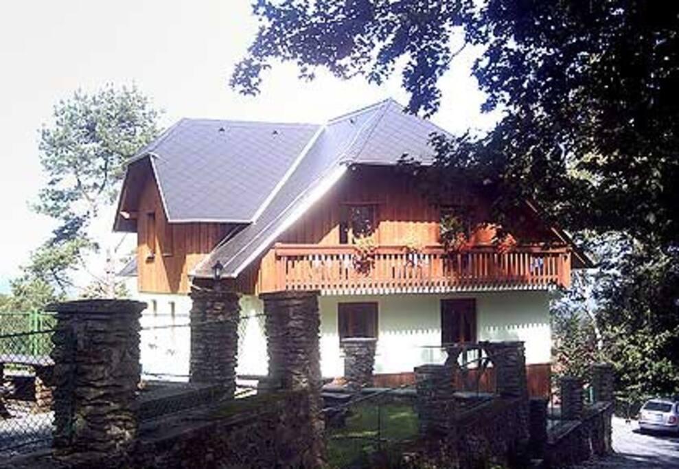 Chata Šumava Hojsova Stráž