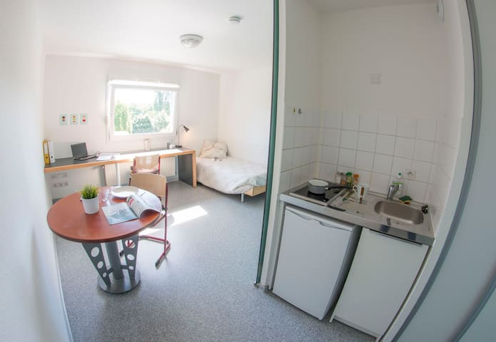 Comfortable Room in Mulhouse