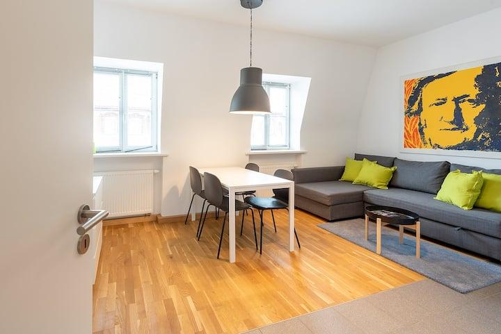 Friedrichs Apartment - ELISABETH für 1 bis 4 Pers