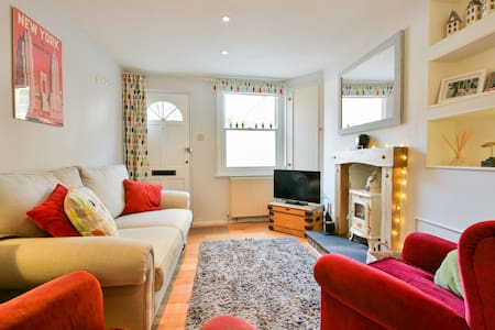 Cosy cottage full of character in heart of Lewes. - Lewes