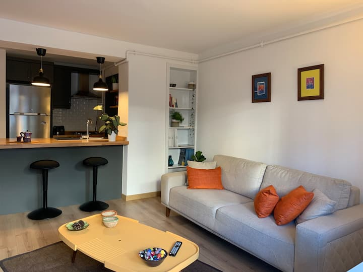 Secret Garden Flat in Bebek