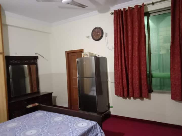 Lowest rental & ideal Furnished one bed apartment