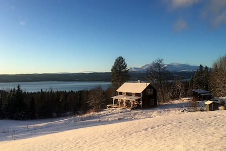 Stay in the wild with the best view over Åreskutan - Åre N - Haus