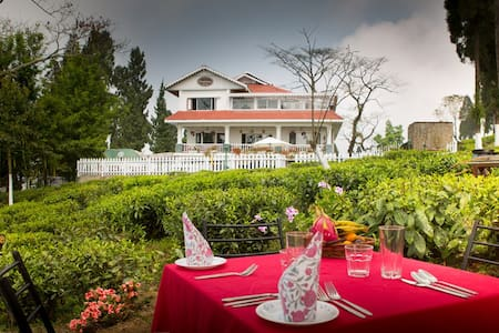 The Darjeeling Express | Sourenee Tea Estate - Bungalov