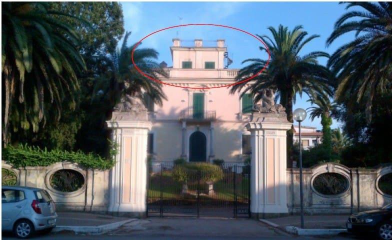 Attico in villa - Anzio
