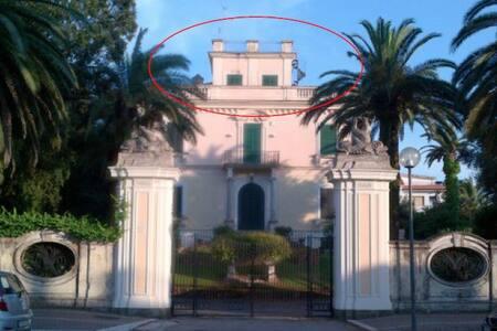 Attico in villa - Anzio - Apartamento