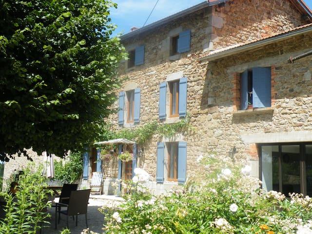 Ferme du Tilleul - Aix-la-Fayette - Bed & Breakfast