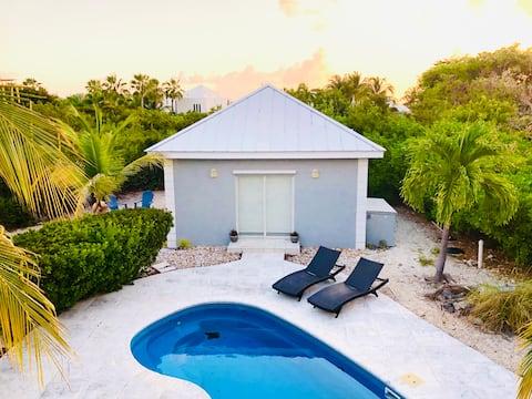 Coral Cottage - восхитительный гостевой дом рядом с пляжем